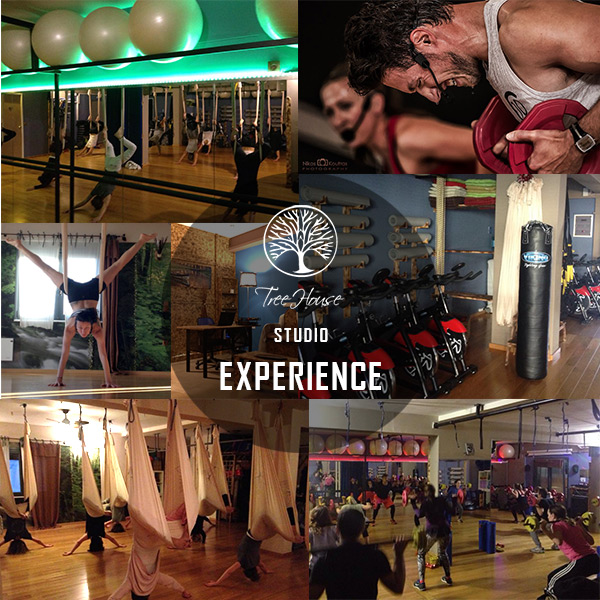 Treehouse Studio - Yoga, pilates, fitness